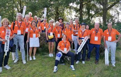 Vrijwillers Best G&CC op Dutch Open 2021